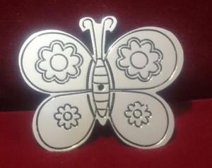 mariposa-decoracion-metal-cromado